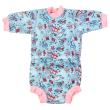 Baby neoprén - body - Moře - Vel. L (6-14 m)