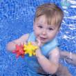 Splash Jacks Kousátka do vody 3 ks Oranžová, modrá, fialová