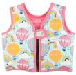 Dětská plovací vesta Go Splash - Up & Away - Vel. S (1 - 2 roky)