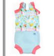 Plavky Happy Nappy kostýmek - Malá kačenka - Vel. XL (12-24 m)