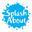 Plovací vesta Go Splash - Pirát Dino - Vel. S (1-2 roky)