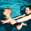 Plavky Happy Nappy - světle modrá