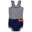 Plavky Happy Nappy kostýmek - Nautical