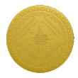Svítící mince na potápění 2 ks v balení