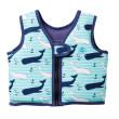 Plovací vesta Go Splash - velryba - Vel. M (2-4 roky)