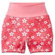Jammers plavky růžové květy - 3-4 roky
