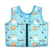 Plovací vesta Go Splash zvířátka modrá - Vel. S (1-2 roky)