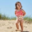 Jednodílné plavky Kayla La
