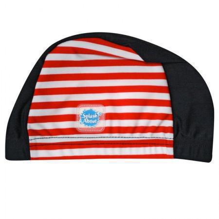 Splash About Koupací a plavecká čepice Modro-červená,18 měs +
