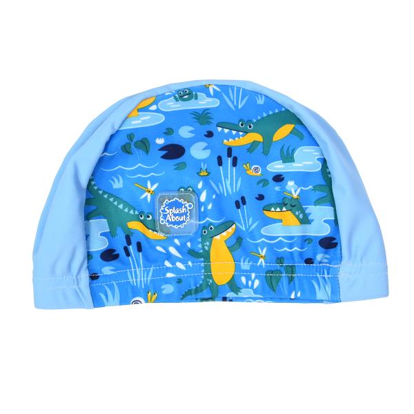 Splash About Koupací a plavecká čepice Krokodýli,18 měs +