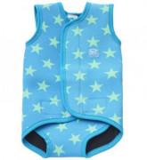 Baby neoprén-kombi - Modrá Hvězda