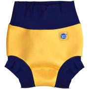 Nové Plavky Happy Nappy - Žluto-modré