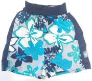 Dětské šortky - inkontinenční, modré vel. L (4-5 let) 2. jakost