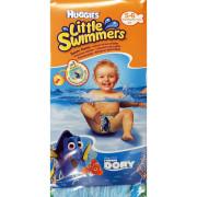 HUGGIES Little Swimmers vel. 5 - 6 (12-18 kg) - jednorázové pleny do vody 1 ks