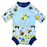 Plavky Happy Nappy kostýmek 3/4 rukáv Sunsuit Bugs Life