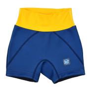 Jammers plavky Navy/Yellow