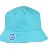 Dětský UV klobouček - tyrkysová - VEL. M (54 cm)