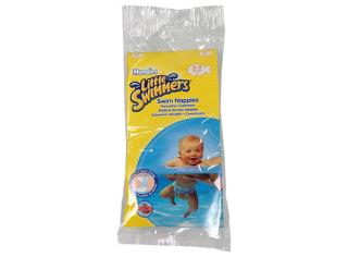 HUGGIES Little Swimmers vel. 2-3 (3-8 kg) - jednorázové pleny do vody 1 ks