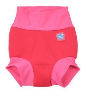 Nové Plavky Happy Nappy - Geranium