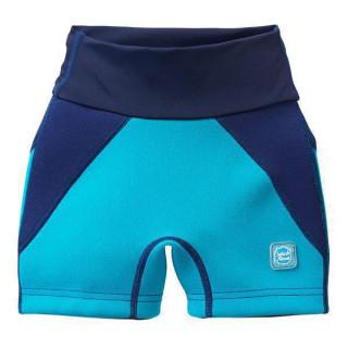 Jammers inkontinenční plavky pro děti - zelenomodré