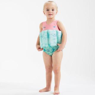 Dětský plováček se zipem - plavky - Vážka