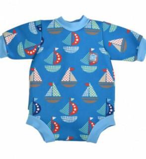 Baby neoprén-body - lodičky Vel. L (3 - 6 měs)