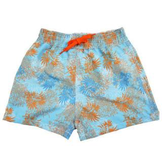 Dětské plavky šortky - vzor Perutýn